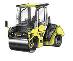BOMAG BW 151 AС-5