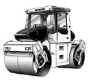 BOMAG BW 154 АР-4